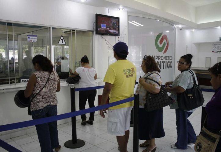 La recaudación anual de la CAPA asciende a 120 millones de pesos. (Harold Alcocer/SIPSE)
