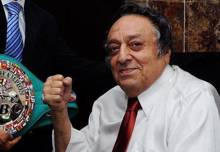 El hijo de José Sulaimán, Mauricio, ofreció todo el apoyo del CMB a los campeones que surjan del nuevo gimnasio. (Archivo/SIPSE)