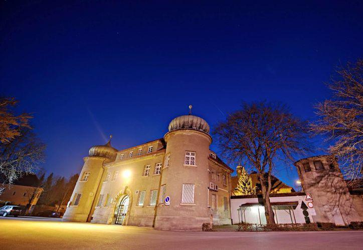 Exterior de la penitenciaría bávara de Landsberg. donde será recluido Uli Hoeness y donde Hitler escribió Mi Lucha de 1923 a 1924. (EFE)