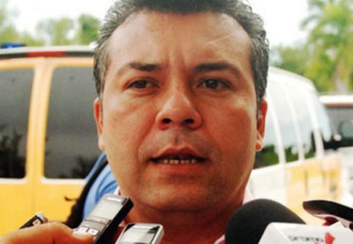 """""""Hablar de un rescate como tal no se dará con alguno de los municipios, porque entra en la política del gobierno"""", abundó Mauricio Góngora Escalante."""