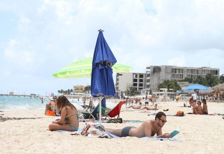 Esperan que se cumplan las expectativas en ocupación hotelera este fin de año. (Adrián Barreto/SIPSE)