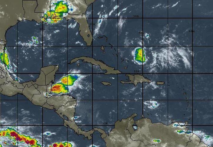 Para Cancún, se espera un día nublado y caluroso. (Cortesía/SIPSE)