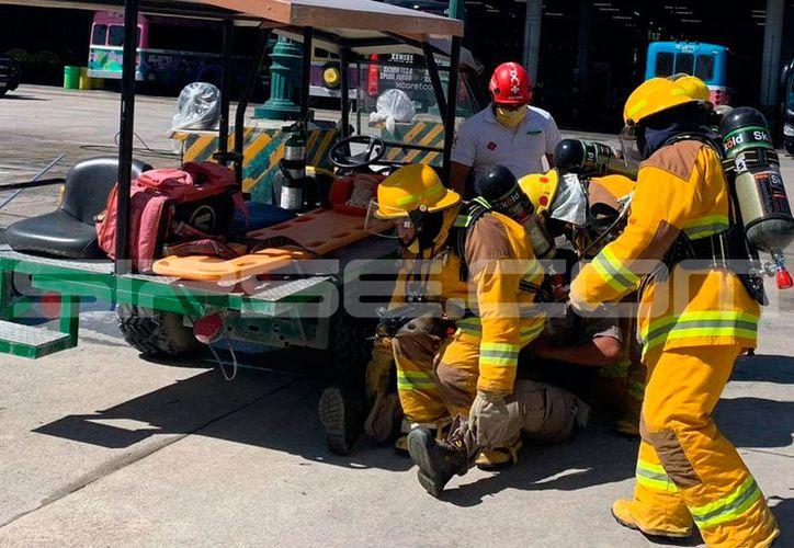 Xcaret cobra otra vida: Trabajador del parque muere tras caer de una torre