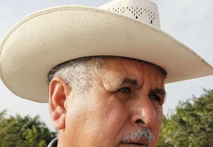 """""""Los programas sociales ofrecen solución de fondo a las carencias"""" manifestó Primitivo Valdovinos Rivera, comisario ejidal de la comunidad de Cacao.(Redacción/SIPSE)"""