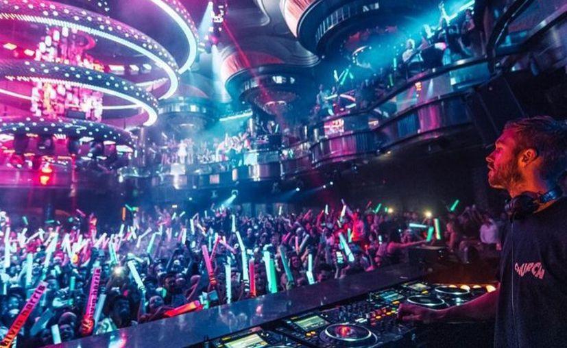 El DJ, Calvin Harris, presenta nuevas canciones. (Foto: Instagram/ Calvin Harris)