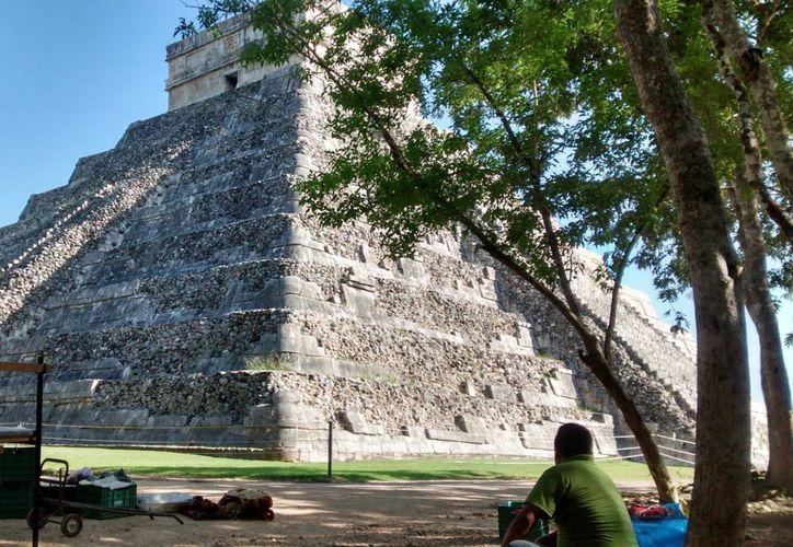 Chichén Itzá es la zona arqueológica más visitada en Yucatán. (SIPSE/Archivo)