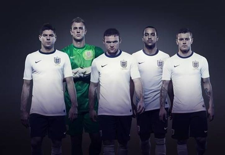 La Selección Inglesa ha vestido Umbro desde 1954, es decir, 12 años antes de que ganaran la Copa del Mundo en su casa. (Nike)