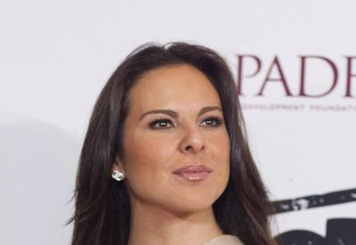 Joaquín Guzmán Loera pensó en Kate del Castillo para que interpretara el papel principal de su película. (AP)
