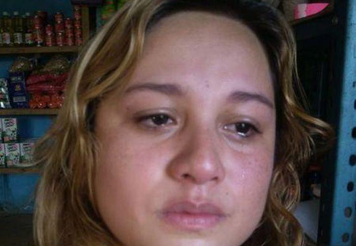 Gabriela Hernández Guerra, de 22 años de edad, era estudiante de Telebachillerato. (Foto especial)