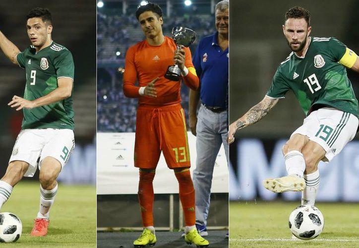 La Selección perdió el primer encuentro dos goles por cero. (Mexsport)