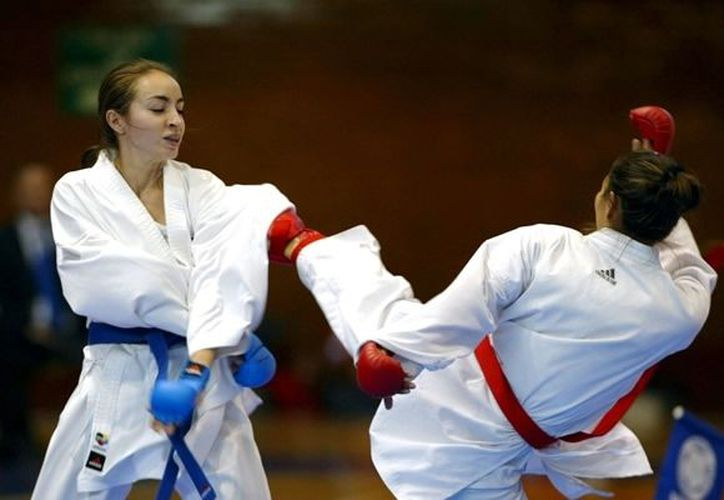 Karatecas del estado esperan sacarse la espinita en la próxima Olimpiada Nacional. (Redacción/SIPSE)