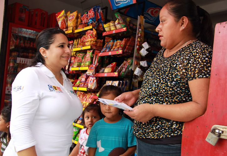 La candidata al Senado, Mayuli Martínez, señaló que no hay correctivos oportunos porque se carece de consecuencias. (Foto: Redacción)