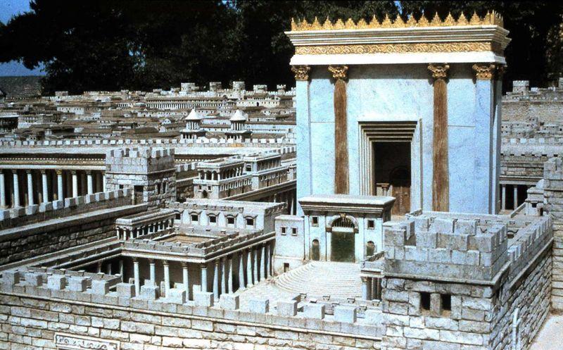 Resultado de imagen para Los Templos en Jerusalén