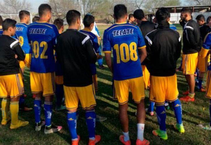 El joven futbolista se desempeñaba en el equipo de fuerzas básicas de Tigres de la Tercera División.(Foto tomada de Futbol Total)