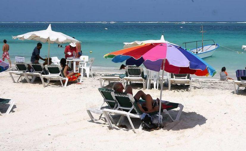 En lo que va del año, Cancún ha reportado números superiores en cada uno de sus rubros en comparación con 2012 y 2008. (Redacción/SIPSE)