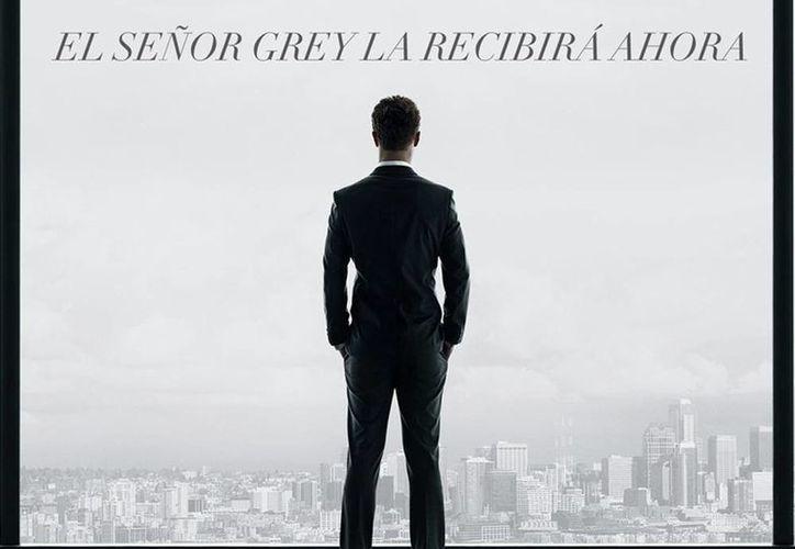Jamie Dornan es el millonario Christian Grey. (FiftyShadesMovie.com)