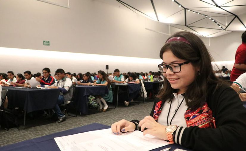 La Uady realiza su XXXII Concurso Estatal de Química Básica. (Milenio Novedades)