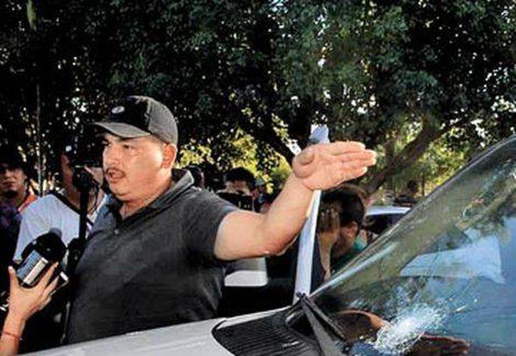 Luis Antonio Torres, 'El Americano', se pondrá mañana a disposición de las autoridades. (Milenio)