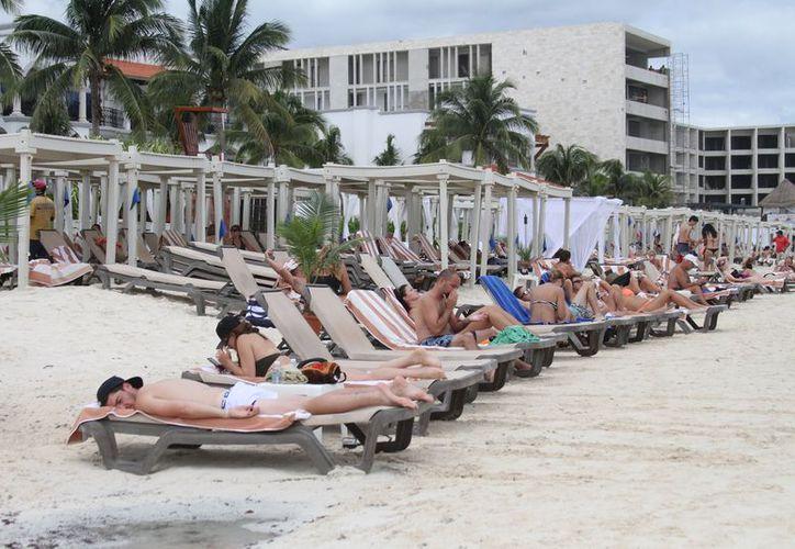 La Riviera Maya espera incremento en la ocupación hotelera este fin de año. (Adrián Barreto/SIPSE)