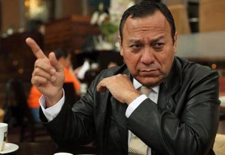 Zambrano aseguró que las declaraciones del líder de las autodefensas de Michoacán involucran a altos funcionarios del gobierno de dicho estado. (Archivo/SIPSE)