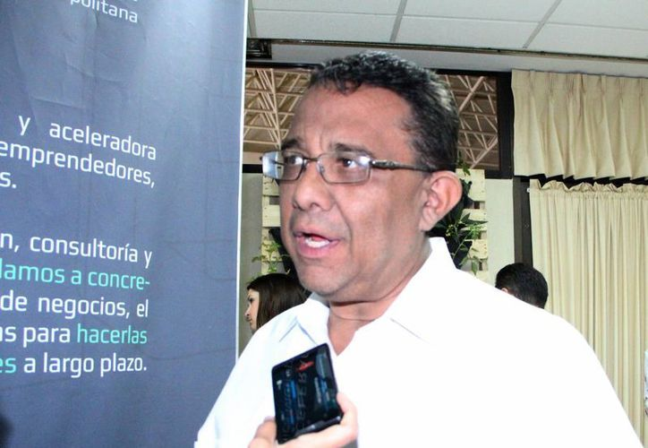 Mario Can Marín confirmó que en 2014 hubo demora en el reembolso del IVA a empresarios y personas físicas. (Milenio Novedades)