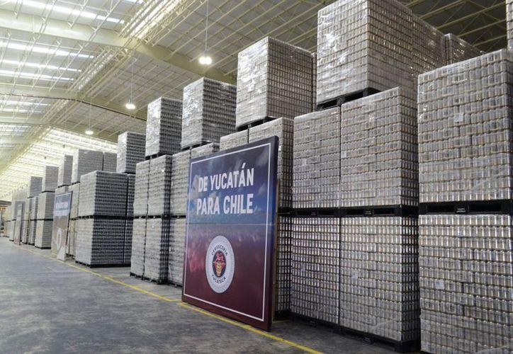 Cervecería Yucateca distribuirá su producto en América, Europa e incluso África. (Daniel Sandoval/SIPSE)