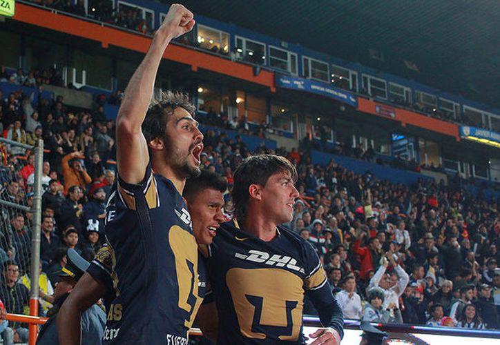 Alejandro Arribas se incorporó a los Pumas en diciembre pasado, proveniente del Deportivo La Coruña. (Contexto/Internet)