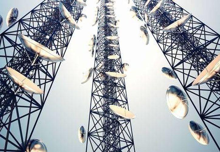 Las telecomunicaciones alámbricas registraron una tasa de crecimiento anual de 19 por ciento. (Milenio Digital)
