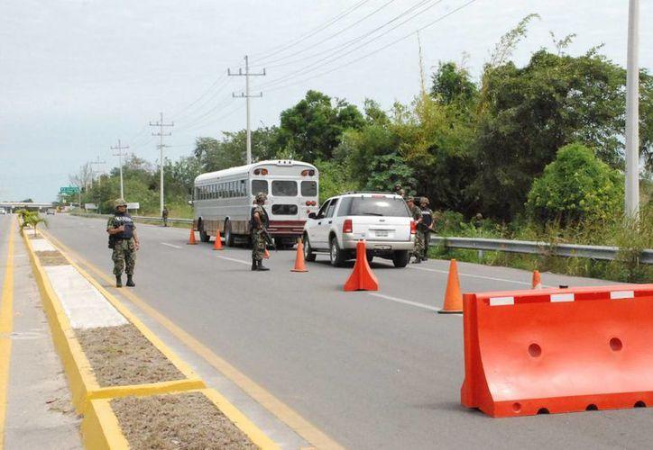 Sitios turísticos, carreteras estatales y federales se mantendrán resguardadas del 22 de marzo al 6 de abril. (Enrique Mena/SIPSE)
