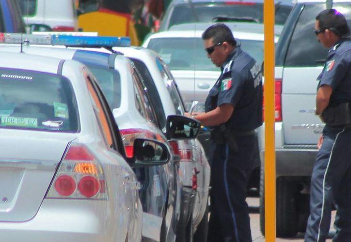 Para que un policía sea investigado por corrupción es necesario que el afectado sea quien denuncie formalmente el hecho.  (Gustavo Villegas/SIPSE)
