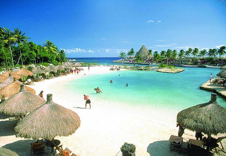 Xcaret fue reconocido como el mejor parque acuático internacional. (Contexto/Internet)