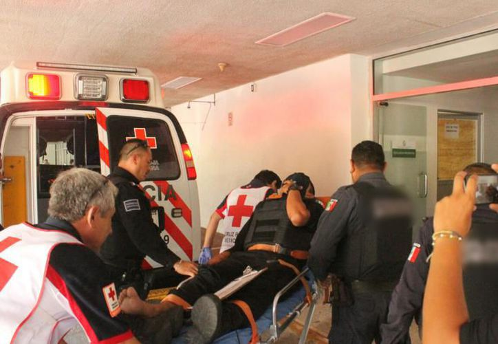 La SSP puso a disposición de la Fiscalía General del Estado al elemento que provocó el disparo para la investigación correspondiente. (Foto: Imagen estrictamente ilustrativa tomada de archivo)