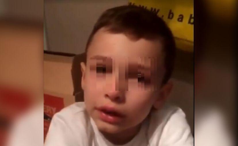 Un menor de edad, de Francia, fue grabado mientras explicaba por qué tenía deseos de morir y reunirse con Dios. (Twitter)
