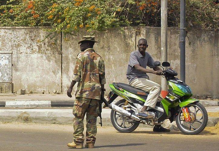 El Ejército nigeriano indicó que asestó un 'duro golpe' a Boko Haram, que intenta expandir su autoproclamado 'califato islámico' en Nigeria. (Archivo/EFE)