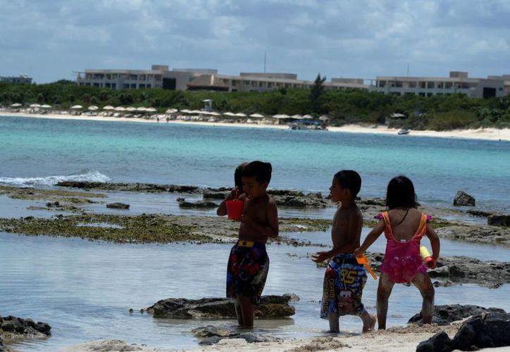 Los acuerdos corresponden a un área de tres mil 724 metros cuadrados en la zona de playa de Punta Esmeralda. (Octavio Martínez/SIPSE)