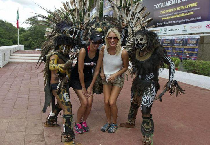 El turismo internacional en México aumentó un 6.6%, informó Sectur. (Archivo/Notimex)