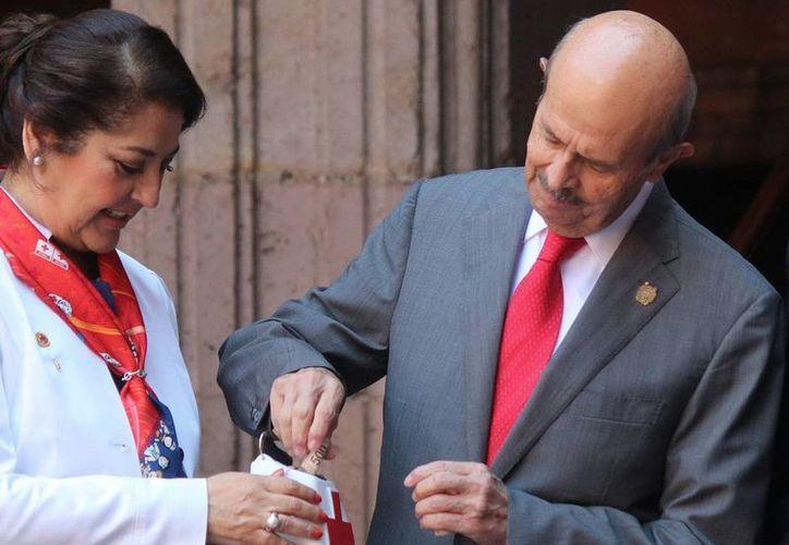 Vallejo: ni siquiera me he asomado para ver cuál es la situación jurídica de Reyna. (Notimex/Foto de archivo)