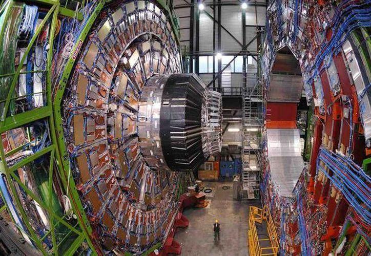 Este es el Gran Colisionador de Hadrones del CERN, que podría ser clave para el futuro de la humanidad y de la ciencia. (rt.com)