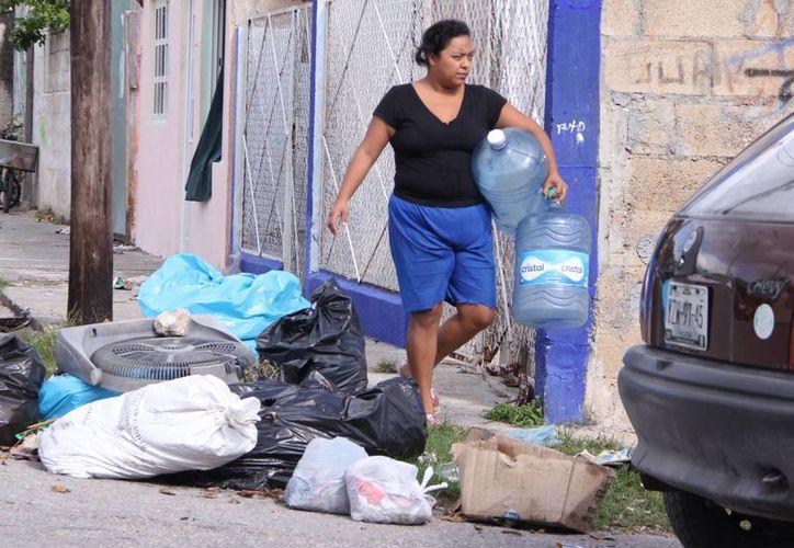 Según el Alcalde, Servilimpia cumple con su labor de manera normal. (Milenio Novedades)
