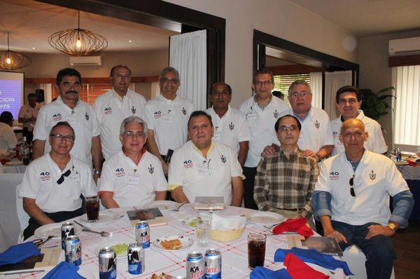 Reunión de la generación 63-75 del CUM - photo#20