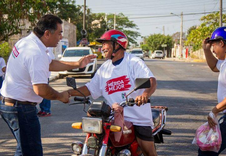 Mérida es una ciudad que crece a pasos agigantados, tanto en población como en parque vehicular. (Milenio Novedades)
