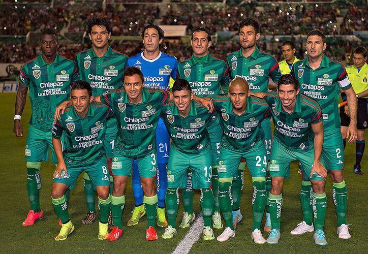 Tras los rumores de cambio de sede de los Jaguares de Chiapas para el próximo torneo, el presidente de la Liga MX, Enrique Bonilla afirmó que el equipo no presenta cambios en el lugar ni en la directiva. (Archivo/ Mexsport)
