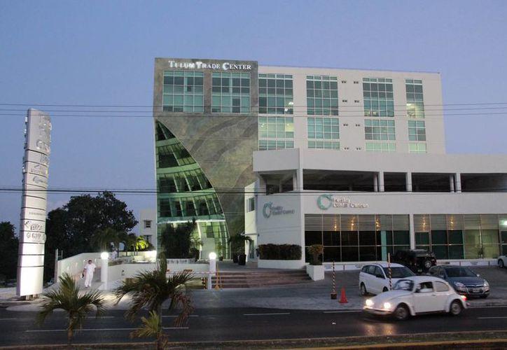 El Centro de Innovación de Microsoft estará ubicado en el Tulum Trade Center. (Tomás Álvarez/SIPSE)