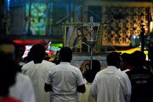 Derroche de fervor por la Virgen de Guadalupe en Yucatán