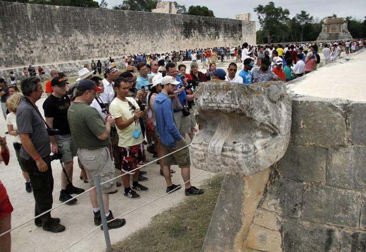 La cultura maya es el plus que ofrece el Caribe mexicano. (Israel Leal/SIPSE)