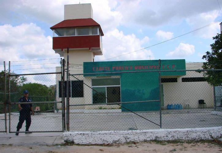 El gobierno federal apoya la liberación de los presos; en la imagen la cárcel de Felipe Carrillo Puerto. (Manuel Salazar/SIPSE)