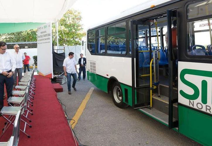 El nuevo sistema de transporte, Situr, contempla el uso de trayectos circulares, transversales y radiales. (SIPSE)