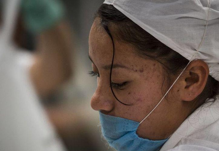 El diagnóstico temprano es elemental para preservar la salud de la mujer que padece cáncer de ovario. La imagen cumple funciones estrictamente referenciales. (Archivo/Notimex)