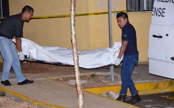 Los asesinatos se registraron en un departamento del fraccionamiento Puertas del Mar. (Redacción)