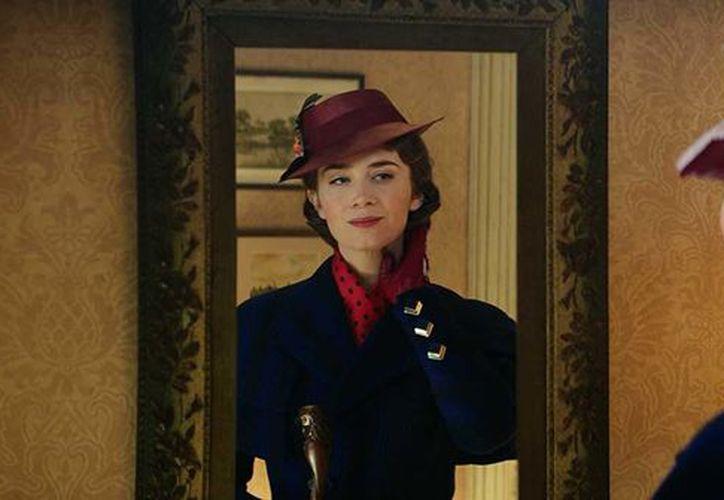 """Mary Poppins Returns"", la secuela de la clásica película llegará en diciembre a la pantalla grande. (Foto: New Indian Express)"